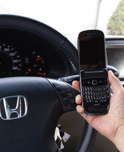 NJ Texting While Driving Accidents | NJ Car Accident Injury Lawyer